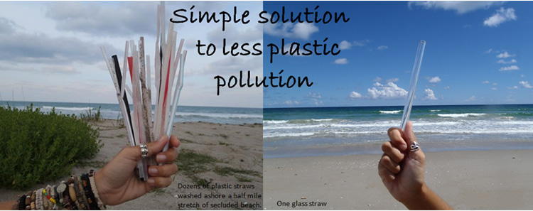 Stop using straws